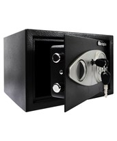 SentrySafe 0.4 cu. ft. Medium-Sized Security Safe With Digital Lock X041E