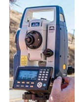 Sokkia CX 105LN 5 Second Reflectorless Total Station 1008037-07