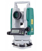 "Sokkia DT740 7"" Electronic Digital Theodolite Dual Display 303226121"