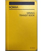 Sokkia Mining Transit Book 815220