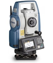 Sokkia DX 200 Series Motorized Total Station - with Optional Upgrade Kit 213106133