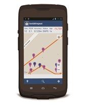 Spectra MobileMapper 50 GIS GPS Receiver 107705