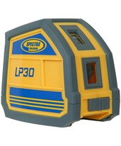 Spectra LP30 3-Point Laser Level LP30