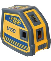 Spectra LP50 5-Point Laser Level LP50