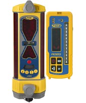 Spectra LR60W Wireless Display Machine Control Laser Detector LR60W