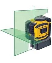 Stabila LAX300G Green Beam Cross Line Laser 03185