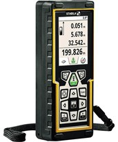 Stabila LD-520 Full Feature Laser Distance Measure 06520
