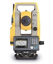 Topcon OS 105 5 Second Reflectorless Total Station 2140642N0