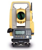 Topcon ES 107 7 Second Reflectorless Total Station 2140552E0
