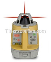 Topcon RL-VH4DR-GC Red Beam Horizontal/Vertical Laser Level General Construction Package 57142