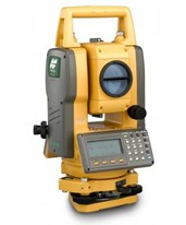 Topcon GTS 105N 5 Second Total Station 60536