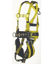 Ultra-Safe Tower Working Type Harness with padded seat & waist straps 96094BPT