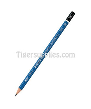 LUMOGRAPH DRAWING PENCIL 2B 100-2B