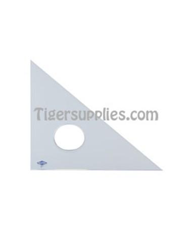 PROFESSIONAL ACRYLIC TRIANGLE 45/90 131C-0
