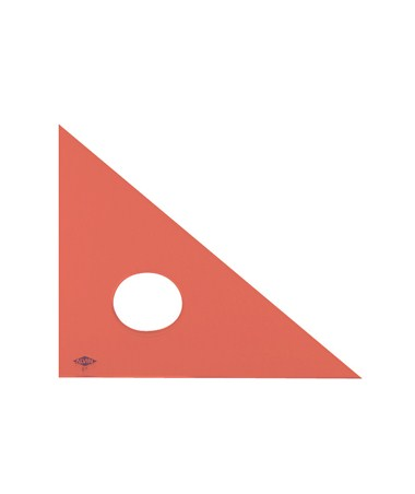 TRIANGLE FLUORESCENT 45/90 131F-1