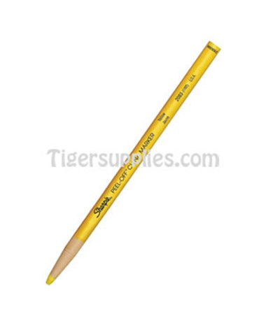 SANFORD CHINA MARKER YELLOW 170T