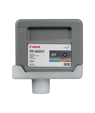 Canon 330ml Pigment Matte Black Ink Tank (PFI-302MBK) 2215B001AA