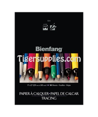BIENFANG® #100 Tracing Pads and Rolls ALV24012