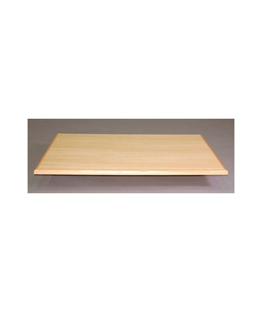 SMI Oak Cap for 24 x 36 Plan File F2436-C