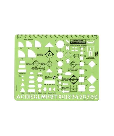 Architectural Detailer 24R