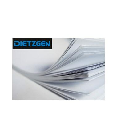 """18"""" x 24"""" DIAZO PPR BLUELINE 250 Sheet 241BU256S"""
