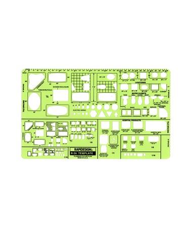 Plumbing Fixture-Plan 26R