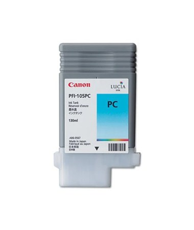 PFI-105PC - Pigment Photo Cyan Ink Tank 130ml