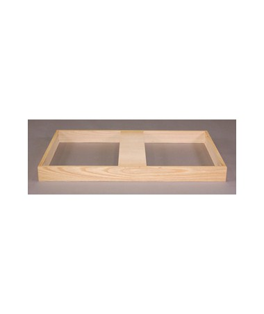 SMI Oak Base for 30 x 42 Plan File F3042 FB