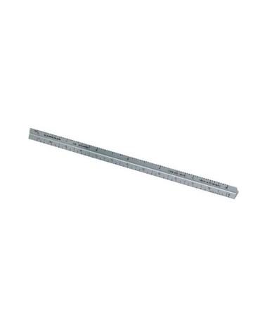 """Aluminum Triangular Metric Scales 6"""" 3410-10"""