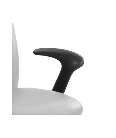 Safco Uber Fixed Armrests 3498BL