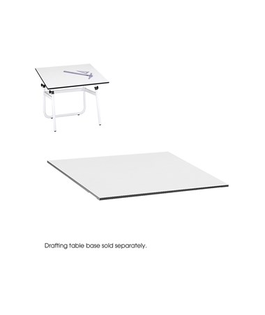 Safco Drawing Board 48 x 36 Inch 3951