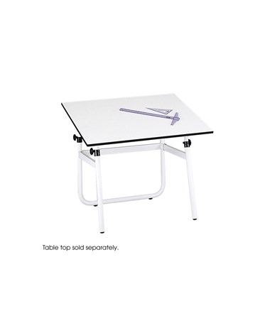 Safco Horizon Foldable Drafting Table Base 3961