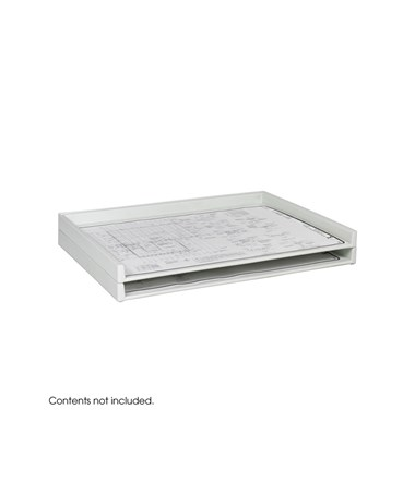 Safco Giant Stack Tray for 30x42 Documents Model 4899