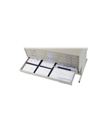 Safco Flat File Drawer Dividers 4980