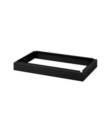 Safco Steel Flat File Short Base 4995BLR