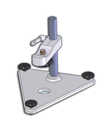 CST Berger LMPL20 Pipe Laser Trivet Plate Mount 59-PLTRIVET