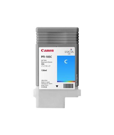 PFI-106C - Pigment Cyan Ink Tank 130ml