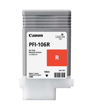 PFI-106R - Pigment Red Ink Tank 130ml