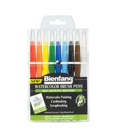 ELMER'S® Bienfang® Watercolor Brush Pen Sets 78011