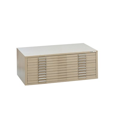Mayline C File 10 Drawer Steel Flat File 30 x 42 7978C