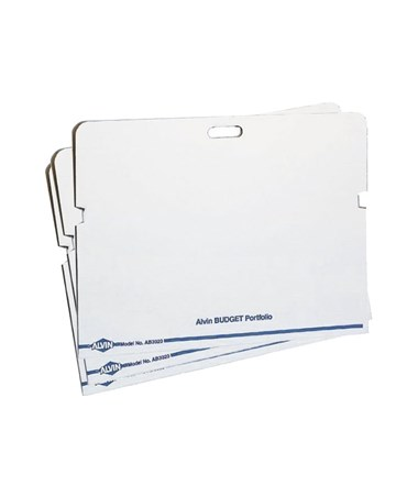 Alvin Budget Portfolios (25 Per Box) ALVAB3020-