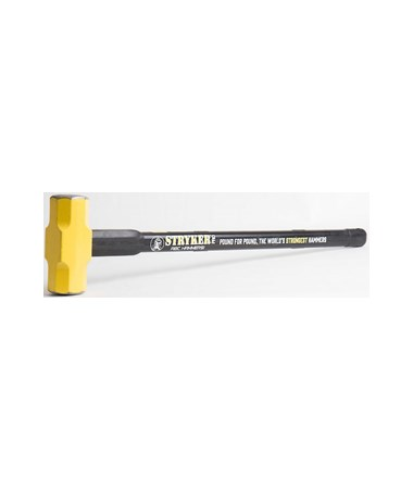 ABC Stryker Pro 14 Pounds with 30 Inches Steel Reinforced Handle Sledge Hammer ABCPRO1430S