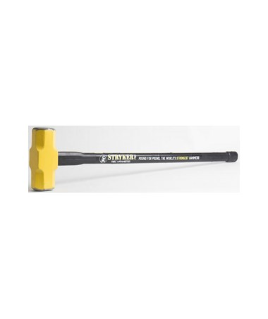 ABC Stryker Pro 12 Pounds with 36 Inches Steel Reinforced Handle Sledge Hammer ABCPRO1236S