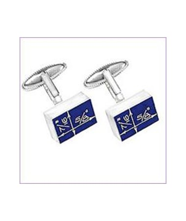 "Architect ""Blueprint"" Cufflinks ABC"