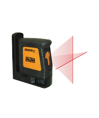 Johnson Acculine Cross-Line Laser Level ACC40-6625