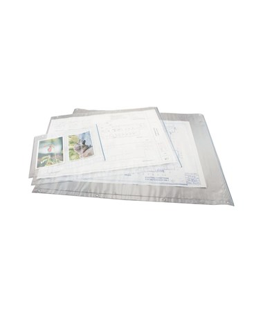Alvin Heavy-Duty Translucent Vinyl Envelope ACP180