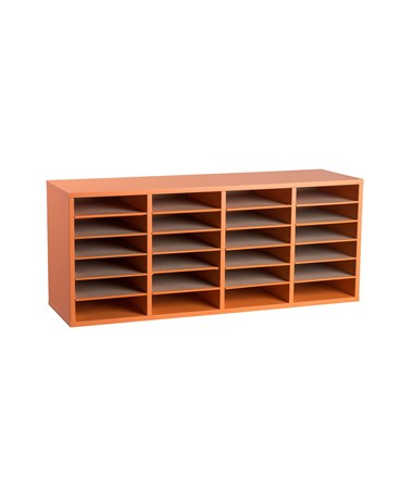 24 Compartments - Orange