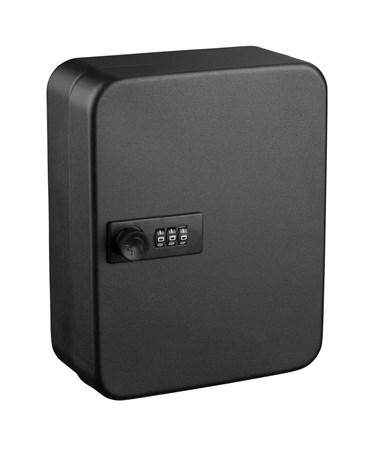 AdirOffice Secure 30 Key Cabinet with Combination Lock ADI682-30-BLK