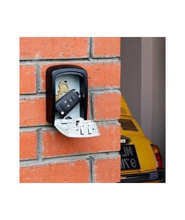Adir Key Storage Box with Combination Lock 684-01-BLK