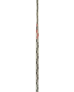 Crain 4 m Rectangular CR Series Leveling Rods 92026